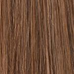 "Silky straight hair with 6 psc.clips colour 14, natural ash blonde18"" (45cm long) 20gr."