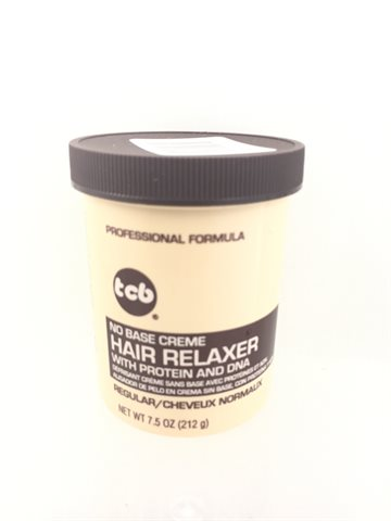 Tcb hair relaxer Normal in jar 212 gr