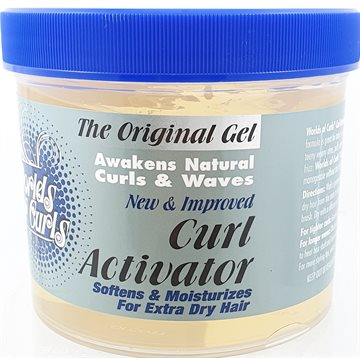 World of Care Curl Activator for extra dry hair 907 ml.