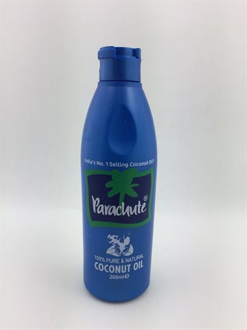 Parachute 100% Pure & Natural Coconut Hair Oil 200 Ml