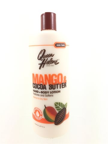 Queen Helen Cocoa Butt. Lotion - 907 ml