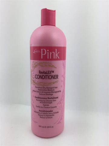 Pink Conditioner hair production 590ml For dry hair