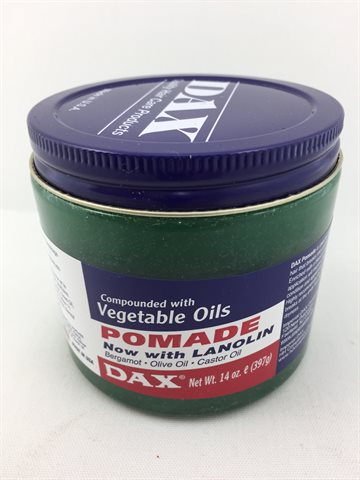 Dax Vegetabale oils pomade for hair care (UDSOLGT)