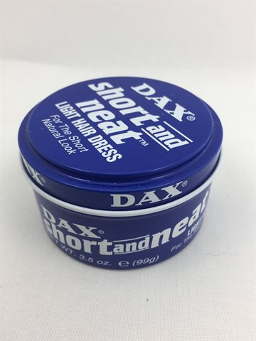 Dax wave and groom hair dress for short hair Blue 100gr.