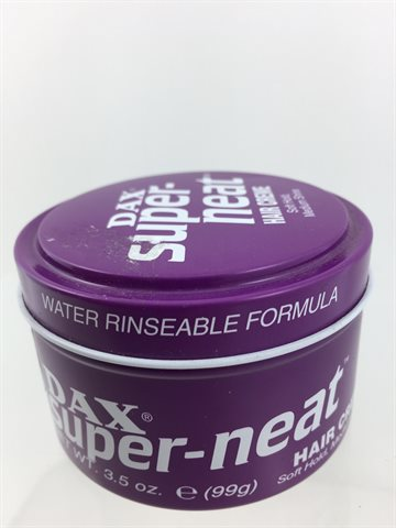 Dax Super neat hair Conditioning cream for short to medium length hair 99 gr