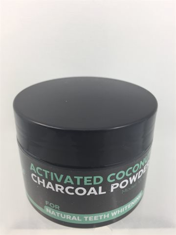 Bamboo Charcoal Tooth Brush Powder 60 gr