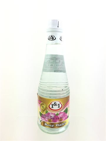 Rose water 400 Ml Turkey. For external use only.
