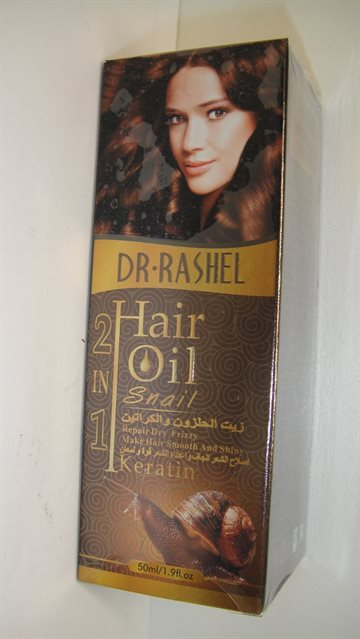 Dr-Rashel Snail Hair Oil 50 ml