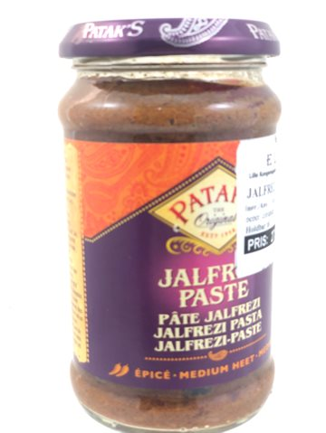 JALFREZ CURRY PASTE 285gr.