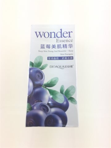 Bluberry (blåbær) oil Wonder Essence 15 ml