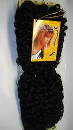 Hair Futura, Weaving Style Excelent curl Weav color 1 - 2 X 20cm  in one pack