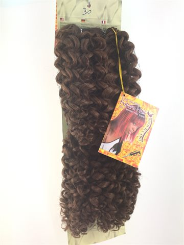 Weaving Style Excelent curl Weav color 30 - 2 X 20cm  in one pack