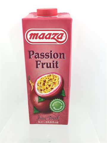 Passion Frugt Juice Maaza 1 lit