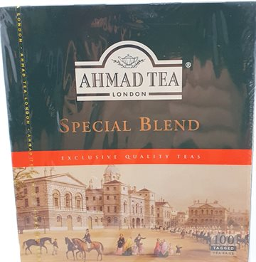 Black Ceylon Tea i brev 100 Pcs. Special Blend.
