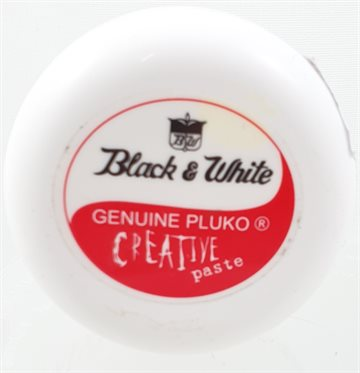 Black & White Genuine Pluko Creative Paste 140 g.