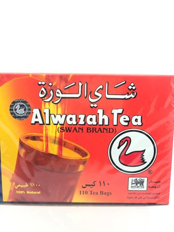Black Ceylon Tea  Alwazah i brev 110 stk