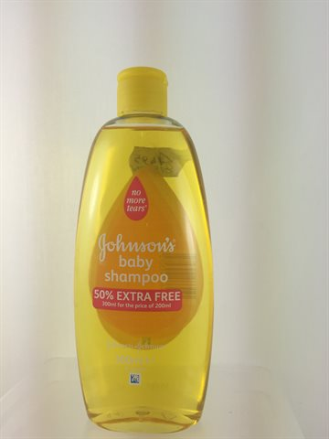 Johnson´s baby shampoo 300ml