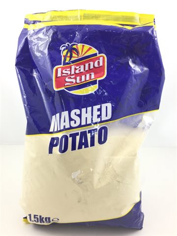 Mashed Potatoes 1500 gr