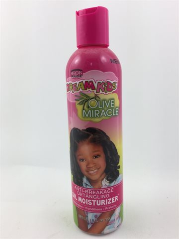 African Pride Dream Kids Anti Breakage Detangling Oil Mois. 236ml