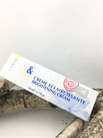 Fair & white cream eclaircissante whitening cream 50ml