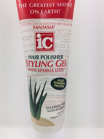 Hair polisher Fantacia IC in Tube With Aloe -  Dayly Hair Treatment 246 gr.