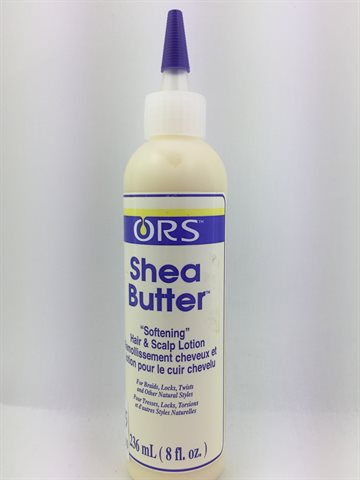 ORS Shea Butter SoftningHair & Scalp Lotion 236 Ml