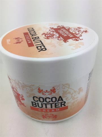 American Dream Cocoa Butter Cream 500ml for Extra Dry Skin.