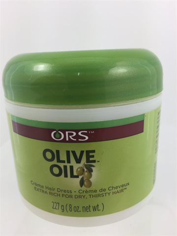Olive oil extra rich for dry. Thirsty hair 227g