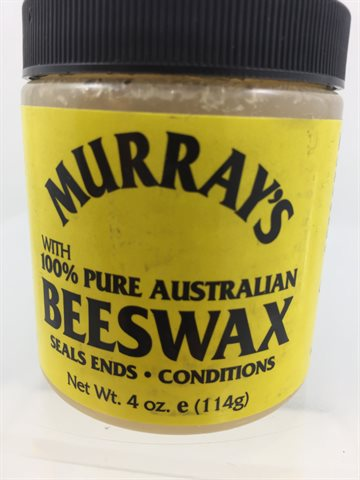 MURRAY´S BEESWAX. 100% PURE AUSTRALIAN 114ml
