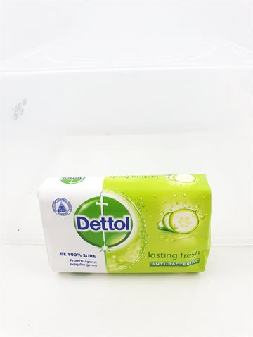 Dettol Soap - Be 100% sure Protects against everyday Germs - Sæbe 85 g.