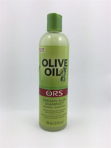 Org.Root.salon Olive oil Creamy Alo shampoo 370 ml.