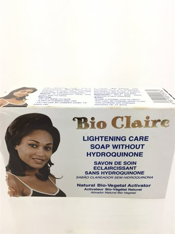 Bio Claire Lightning Soap 190 gr