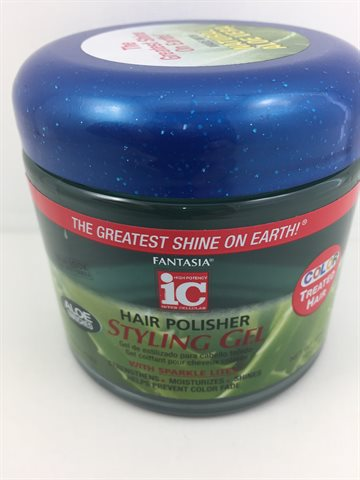 Fantasia IC Hair Polisher styling Gel 454 gr.