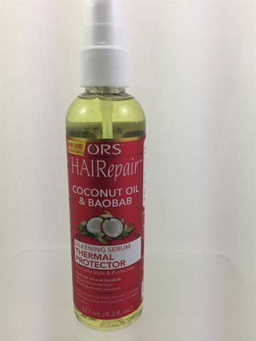 Org.Root st. Hair Repair Coconut Oil & Baobab oil. Thermal Protector 127 ml