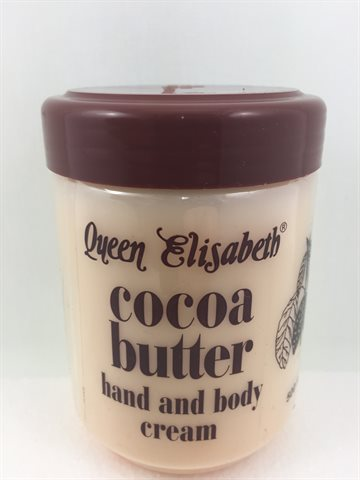 Queen Elisabeth Cocoa Butter hand and body cream 425gr.