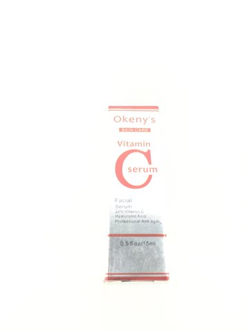 Okeny's Vitamin C Serum 15 ml