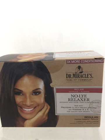 DR. Miracle's Hair Relaxer Regular