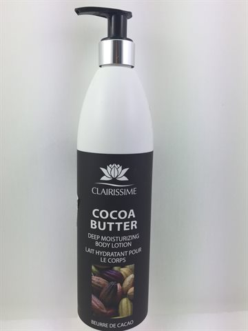 Clairissime Cocoa butter Deep Moisturizing Body Lotion 500 ml