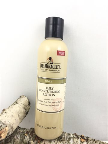 DR. MIRACLE´S DAILY MOISTURE LOTION 177ml
