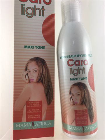 Caro light Skin Beautifying Milk - Maxi Tone 250 Ml