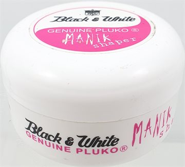 Black & White Genuine Pluko Manik Shaper 140 g.