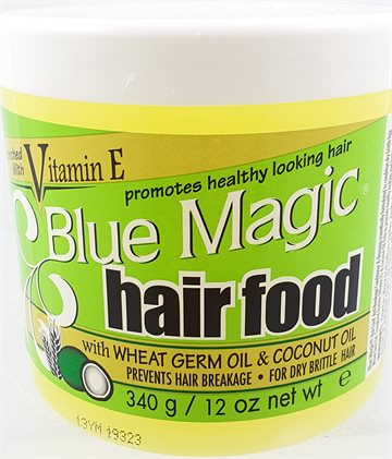 Blue Magic Hair food with Wheat Germ & cocomut oil 340ml.