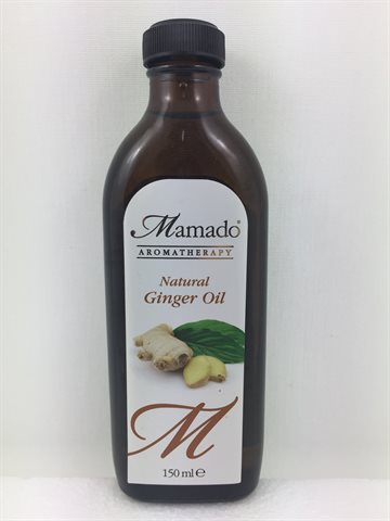Natural Ginger Oil 150 ml. AROMATHERAPY.