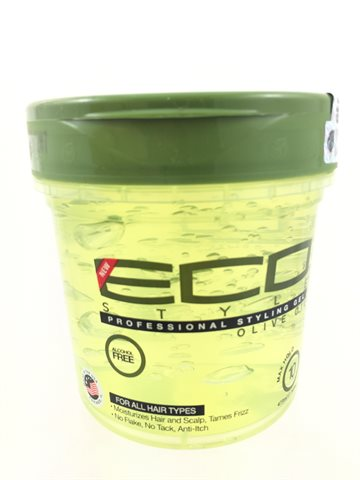 ECO Professional Styling Olive Oil Gel  473 gr.