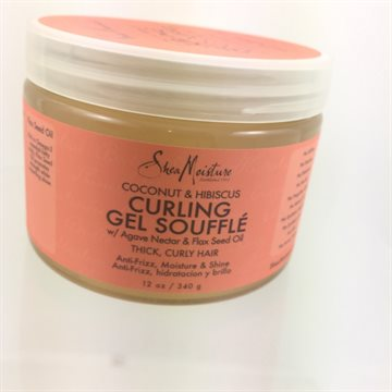 Shea Moisture Curling Gel Soulffle 340gr