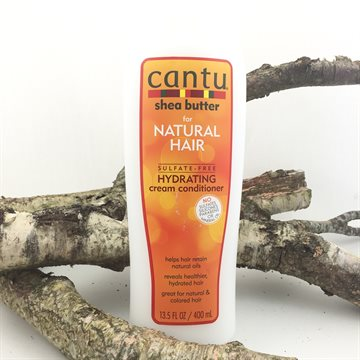 Cantu - Solfate Free  Natural Hair Hydrating Cream Conditioner 400 ml