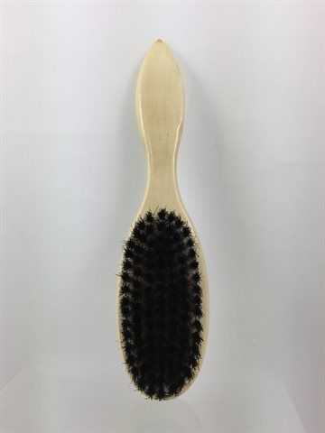 Wooden Hair Brush 1way Soft