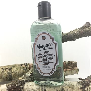 Morgan´s Cooling hair tonic Menthol 250 ml