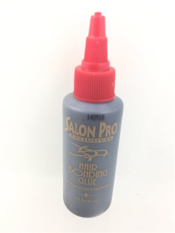 Salon Pro Hair bonding glue black  60ml..