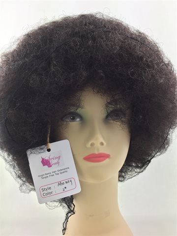 Afro kinky curly Wig colour 2.